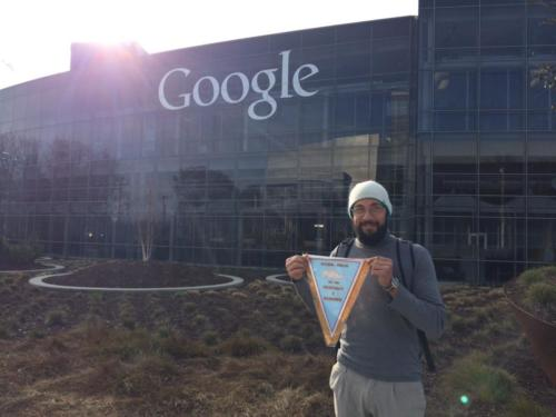 ATISB alla Google in California!!